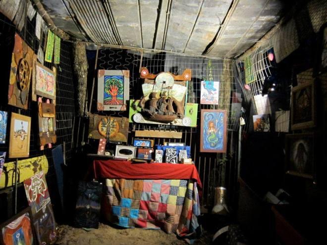 lasters art shack
